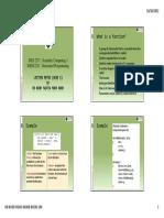 Structured Programming Slide Week5
