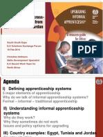 Informal Apprendiceship