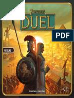 7 Wonders Duel Rules SP
