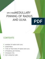 IMP Radius & Ulna