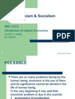 Islam Socialism