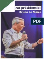 Projet Présidentiel de Bruno Le Maire