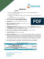 Regulamento - Cliente Premiado Energisa - Site