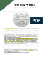 1.4 Periodización Táctica