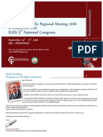 ISGE & IGES 5th National Congress ( Gynecological Endoscopy)