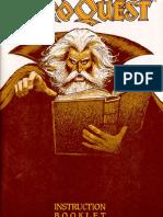 Main Game Manual
