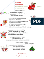 2833 Merry Christmas Everyone Song