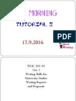 Tutorial 3 Sem 2 2016