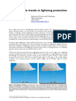Unsustainable Trends in Lightning Protection Industry