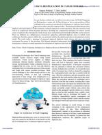 iaetsd Controlling Data Deuplication in Cloud Storage