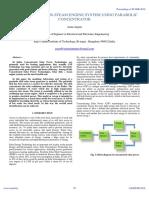 iaetsd Modeling of Solar-steam Engine System Using Parabolic