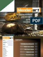 Blender Art - 16 - May 2008