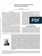 641- Review of State of Art of Smart Structures and Integrated Systems