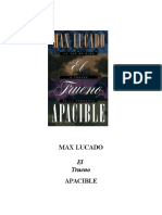Max Lucado - El trueno apacible.doc