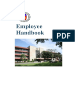 COA Employees Handbook
