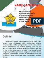 Slide Tamponade Jantung Juni 2016 Case Report Bedah TKV