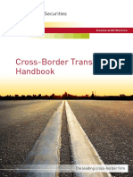 Cross Border Transactions Handbook