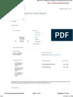 Stan J. Caterbone Financing Package of Saturday September 17, 2016