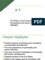 5 Pillars of Personality Development CT2