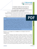 9. IJASR - Evaluation of Turmeric Germplams for Tolerance to Foliar Diseases