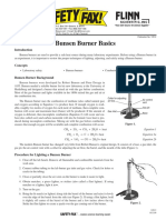 BunsenBurner Basic