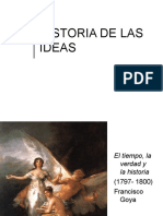 Historia de Las Ideas-presentación