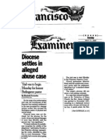 Examiner5_21_00 - Diocese Settles in Alleged Abuse Case