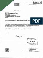 PLAN ESTRATEGICO INSTITUCIONAL 2012 - 2016