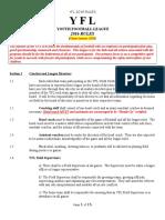yfl rules 2016