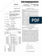 PATENT US6630507 B1 ~ Cannabinoids as AntiOxidants & Neuroprotectants