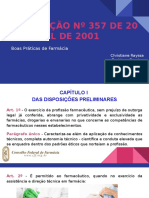 RESOLUÇÃO Nº 357 DE 20 DE ABRIL DE 2001 (1).pptx