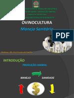 OVINOCULTURA 5- Manejo Sanitário