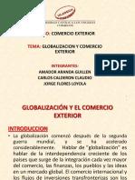COMERCIO_EXTERIOR Y SU GLOBALIZACION