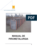 Nº1 Manual de Pirometalurgia