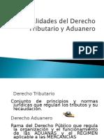 MATERIAL I CORTE Generalidades del Derecho Tributario y Aduanero (1).ppt