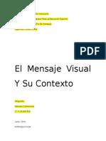 El Mensaje Visual Y Su Contexto.docx