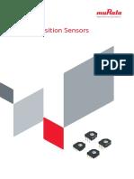 Murata Products Rotary Postion Sensor r51e