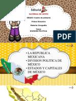 Republica Mexicana (GEOGRAFIA)