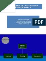 SEMANA 4 Fundamentos de la estructura organizacional  II.pptx