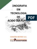 Monografia Em Tecnologia de h2so4