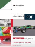 FEMFAT Flyer e Web