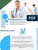 Demografía y Salud