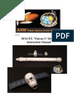 Falcon 9 Instruction Manual