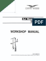 Workshop Manual Lemans-1000 En