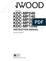 Kenwood Instruction Manual For Mercedes C Series.pdf