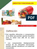 5 Nutrición Clínica - Alimentos Funcionales