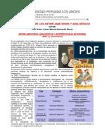 Guia de Estudio de Antinflamatorios