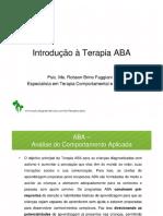Introdução Ao ABA