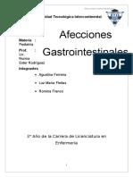 Gastroenteritis Aguda