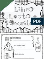 Libro Lecto Escritura by Loli